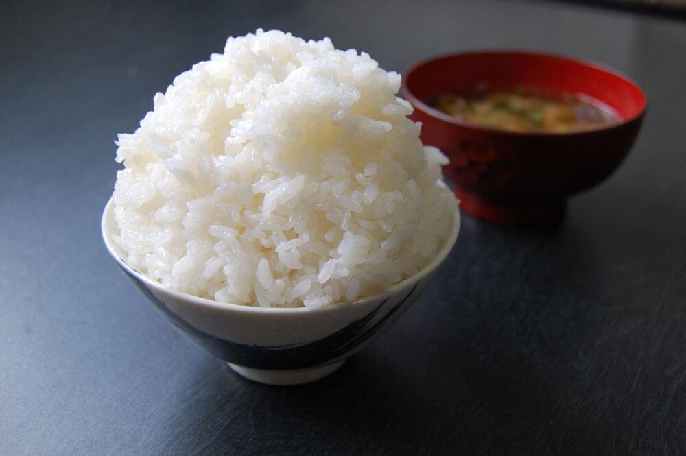 日本昔ばなしのご飯
